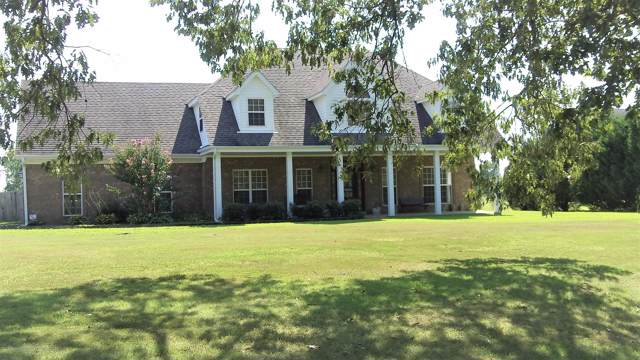 136 Dudley Place, Byhalia, MS 38611 (MLS #324714) :: Signature Realty