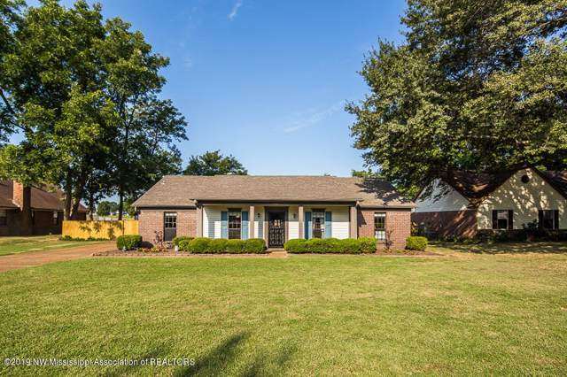 7507 Overlook Drive, Southaven, MS 38671 (#325128) :: Berkshire Hathaway HomeServices Taliesyn Realty