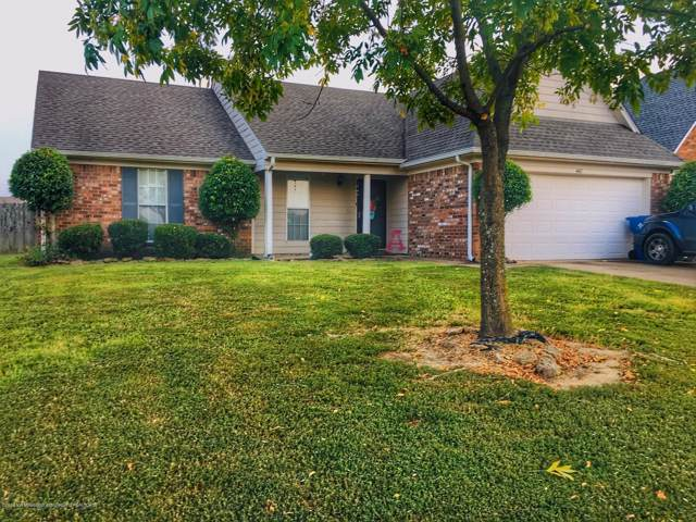4461 Gladys Drive, Horn Lake, MS 38637 (MLS #325275) :: Signature Realty