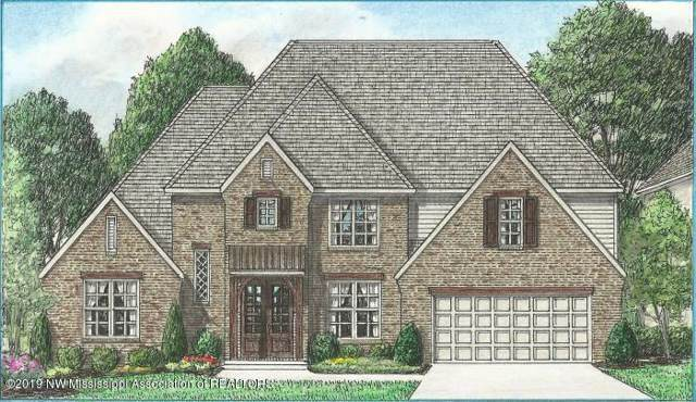 4410 John Joseph Drive, Olive Branch, MS 38654 (MLS #325276) :: Signature Realty