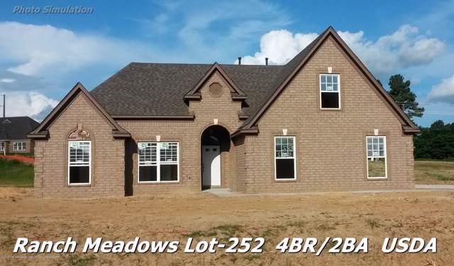 7536 Sophie Cove, Walls, MS 38680 (MLS #325523) :: Gowen Property Group | Keller Williams Realty