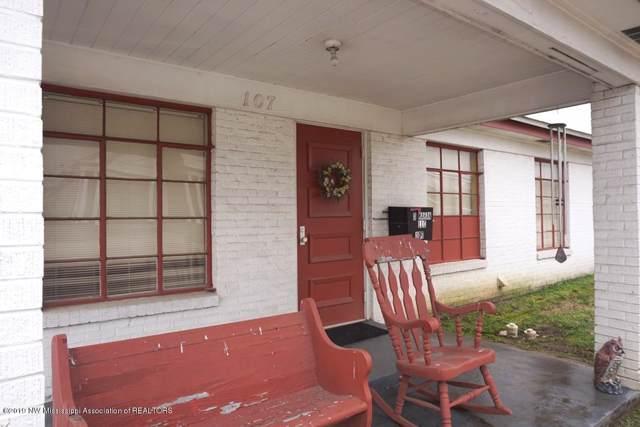 107 W Lee Street, Sardis, MS 38666 (MLS #325700) :: Gowen Property Group | Keller Williams Realty