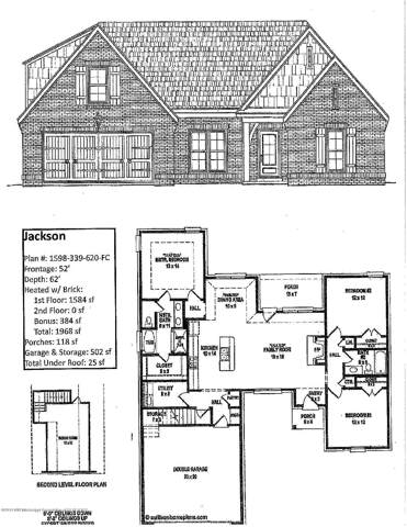3802 W Dawnwood Circle, Southaven, MS 38672 (MLS #325703) :: Signature Realty