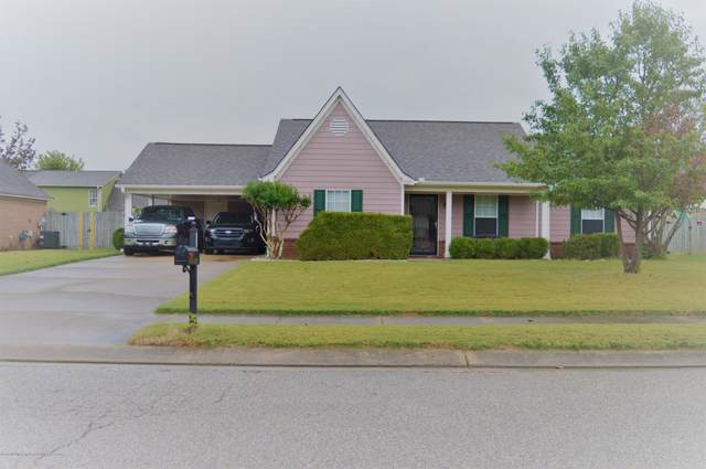 7326 Lee Ann Drive, Horn Lake, MS 38637 (MLS #325749) :: Signature Realty