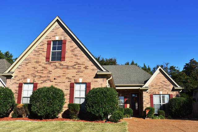 3504 Enclave Drive, Southaven, MS 38672 (MLS #325774) :: Signature Realty