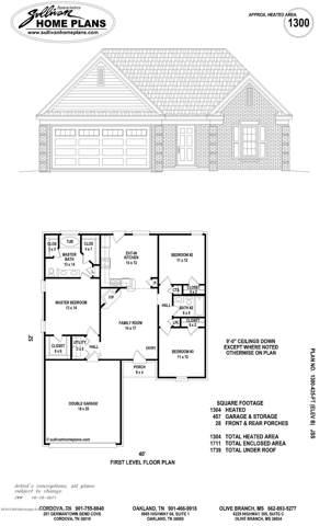 7051 Burlington Blvd., Horn Lake, MS 38637 (#325963) :: Berkshire Hathaway HomeServices Taliesyn Realty