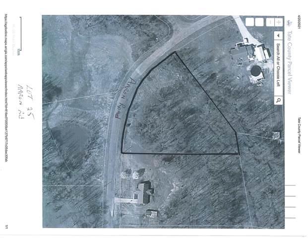 25 Aaron Road, Sarah, MS 38665 (MLS #325966) :: Gowen Property Group | Keller Williams Realty