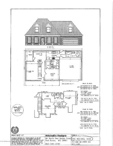 21 Clover Cove, Coldwater, MS 38618 (MLS #326495) :: Signature Realty