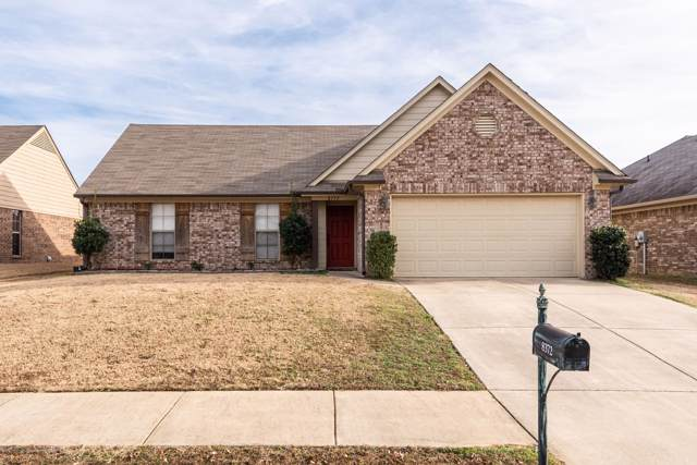 8372 Grayce Drive, Southaven, MS 38671 (MLS #326690) :: Gowen Property Group | Keller Williams Realty
