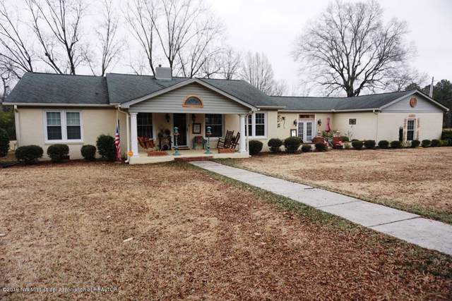 302 Wesson Street, Como, MS 38619 (MLS #326831) :: Signature Realty
