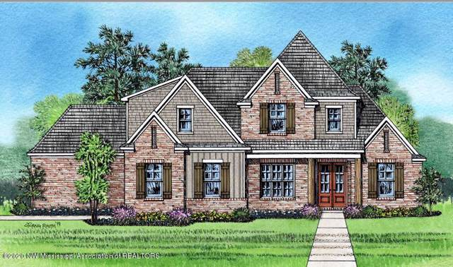 14610 Choctaw Ridge Drive, Olive Branch, MS 38654 (MLS #327153) :: Gowen Property Group | Keller Williams Realty