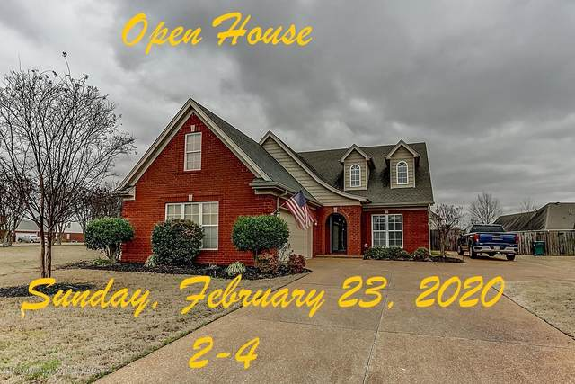 4432 Bloombury Street, Southaven, MS 38672 (MLS #327716) :: The Live Love Desoto Group