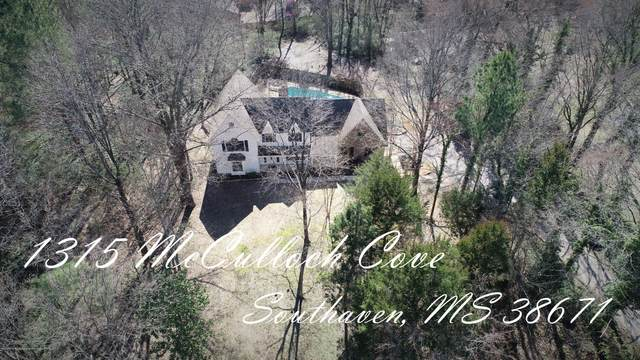 1315 Mcculloch Cove, Southaven, MS 38671 (MLS #327749) :: The Live Love Desoto Group