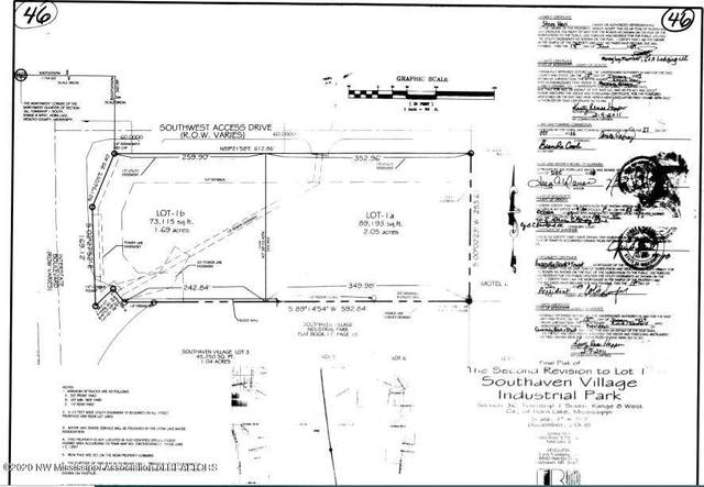 1 Interstate Boulevard 1B, Horn Lake, MS 38637 (MLS #327835) :: The Home Gurus, Keller Williams Realty