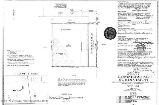 2 Interstate Boulevard, Horn Lake, MS 38637 (MLS #327836) :: The Live Love Desoto Group