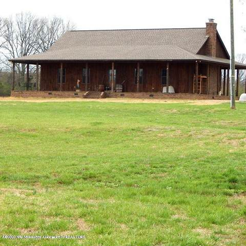 597 Williams Road, Como, MS 38619 (MLS #328166) :: Signature Realty