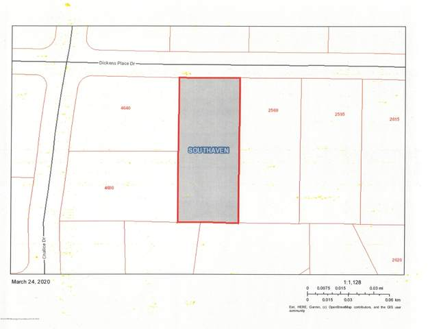 lot #25 Dickens Pl Drive, Southaven, MS 38672 (MLS #328419) :: Gowen Property Group | Keller Williams Realty