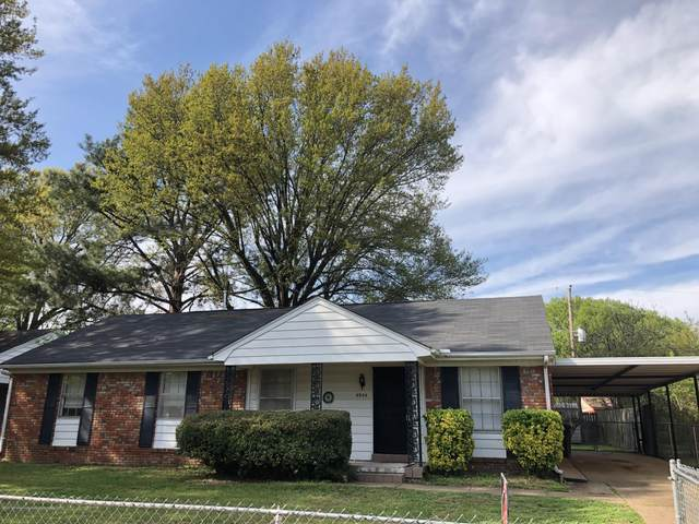4844 Summerlane Avenue, Memphis, TN 38118 (MLS #328597) :: Gowen Property Group | Keller Williams Realty