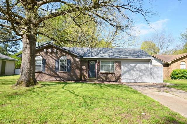 2802 Normandy Drive, Horn Lake, MS 38637 (MLS #328599) :: Gowen Property Group | Keller Williams Realty
