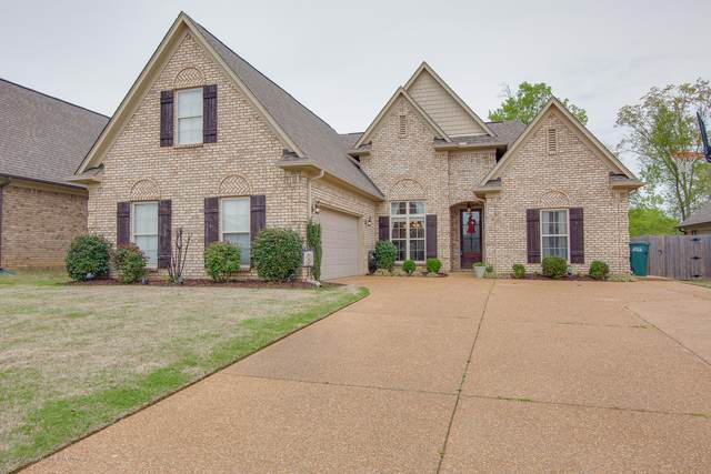 2650 Champion Hills Drive, Southaven, MS 38672 (MLS #328641) :: Signature Realty