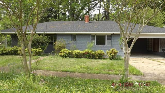409 N Monroe Street, Calhoun City, MS 38916 (MLS #328642) :: Signature Realty