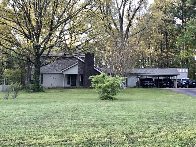 3131 Red Banks Rd N, Olive Branch, MS 38654 (MLS #328643) :: Signature Realty