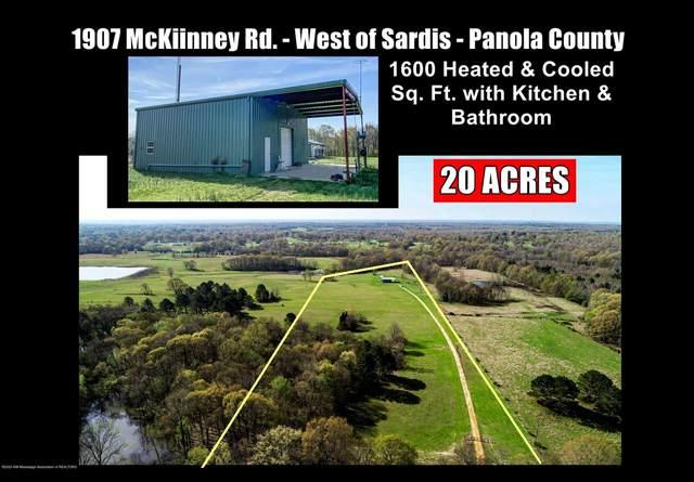 1907 Mckinney Road, Sardis, MS 38666 (MLS #328680) :: Signature Realty