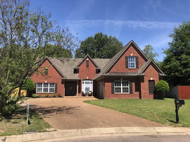 7547 Ally Cove, Walls, MS 38680 (MLS #329062) :: Signature Realty