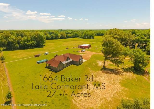 1664 Baker Road, Lake Cormorant, MS 38641 (MLS #329182) :: Gowen Property Group | Keller Williams Realty