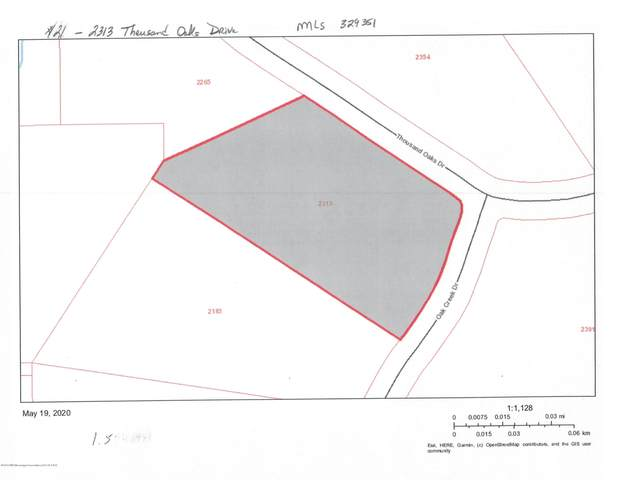2313 Thousand Oaks Drive, Hernando, MS 38632 (#329351) :: Area C. Mays | KAIZEN Realty