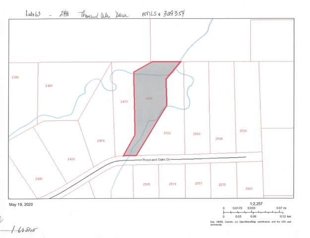 2498 Thousand Oaks Drive, Hernando, MS 38632 (#329354) :: Area C. Mays | KAIZEN Realty