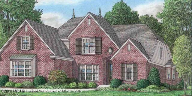 6530 S. Briar Ln., Olive Branch, MS 38654 (MLS #329438) :: Signature Realty