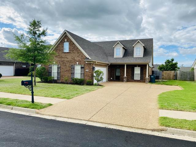 2700 Hill Valley Lane, Southaven, MS 38672 (MLS #329450) :: The Live Love Desoto Group