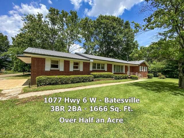 1077 Ms-6, Batesville, MS 38606 (MLS #329709) :: Signature Realty