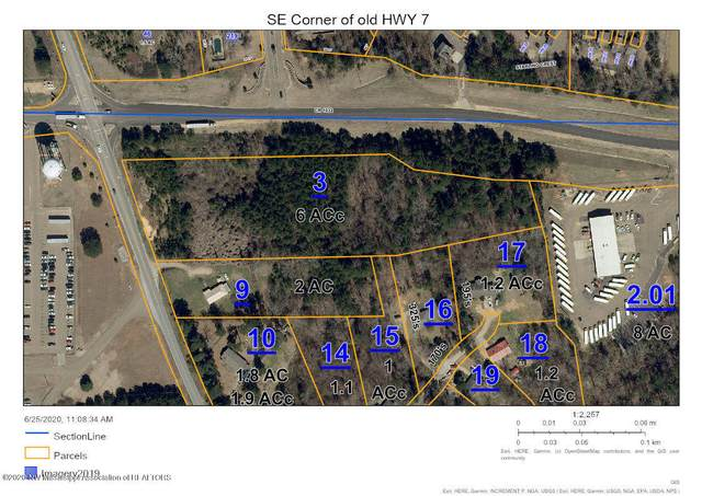 9 Industrial Park Drive, Oxford, MS 38655 (MLS #330036) :: The Live Love Desoto Group