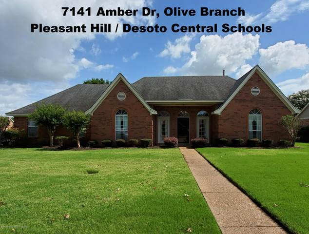 7141 Amber Drive, Olive Branch, MS 38654 (MLS #330272) :: Signature Realty