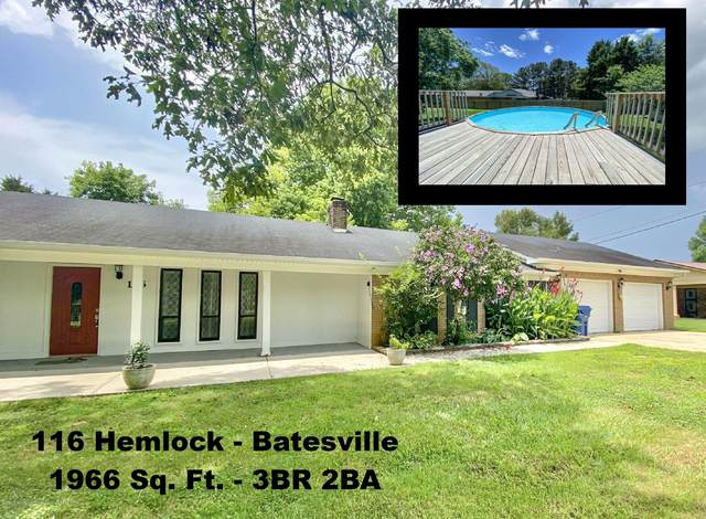 116 Hemlock Road, Batesville, MS 38606 (MLS #330307) :: Signature Realty