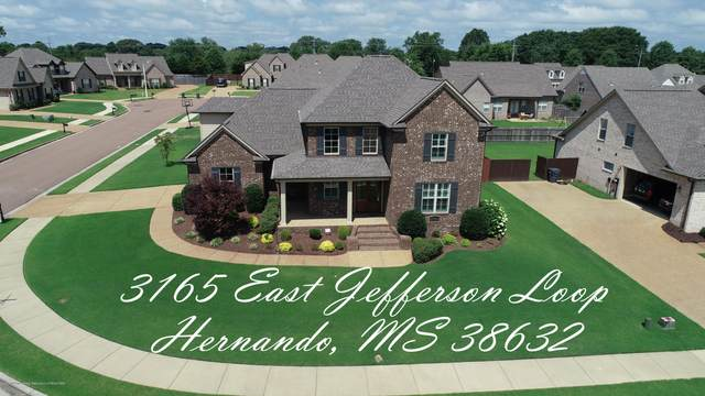 3165 E Jefferson Loop, Hernando, MS 38632 (MLS #330328) :: The Justin Lance Team of Keller Williams Realty
