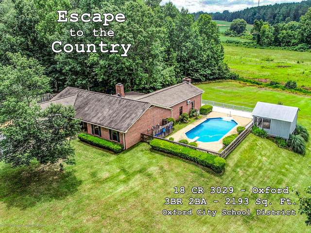18 County Rd 3029, Oxford, MS 38655 (MLS #330347) :: The Live Love Desoto Group