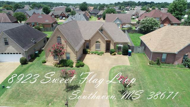 8923 Sweet Flag Loop, Southaven, MS 38671 (MLS #330360) :: The Live Love Desoto Group