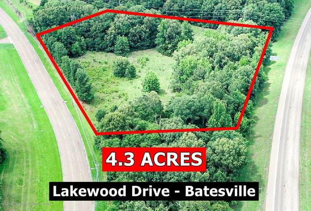 00 Lakewood Drive, Batesville, MS 38606 (MLS #330366) :: Gowen Property Group | Keller Williams Realty