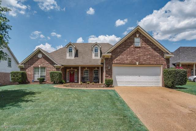 2586 Greencliff Drive, Southaven, MS 38672 (MLS #330403) :: The Home Gurus, Keller Williams Realty