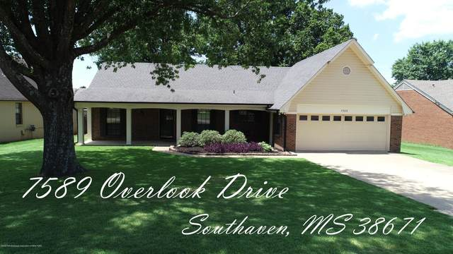 7589 Overlook Drive, Southaven, MS 38671 (MLS #330405) :: The Justin Lance Team of Keller Williams Realty