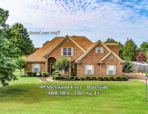 99 Sherwood Cove, Batesville, MS 38606 (MLS #330517) :: The Live Love Desoto Group