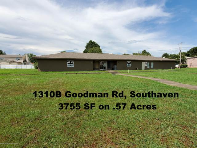 1310B E Goodman Road, Southaven, MS 38671 (MLS #330555) :: The Home Gurus, Keller Williams Realty