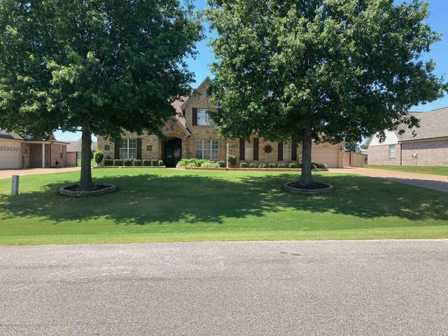 7509 Wisteria Drive, Olive Branch, MS 38654 (MLS #330944) :: The Live Love Desoto Group