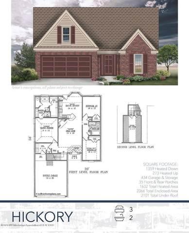 1395 Benjamin Harrison Drive, Southaven, MS 38671 (MLS #331045) :: Gowen Property Group | Keller Williams Realty