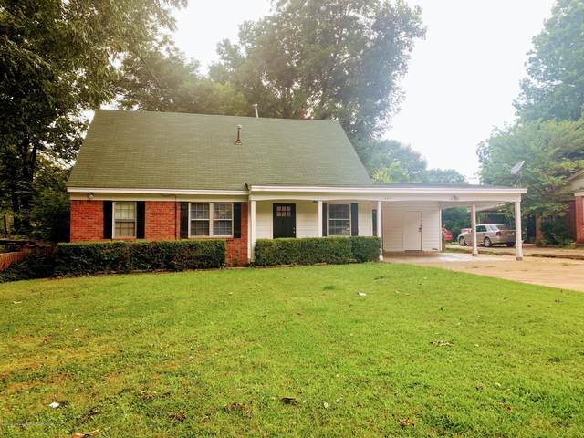 8671 Yorktown Drive, Southaven, MS 38671 (MLS #331112) :: The Live Love Desoto Group