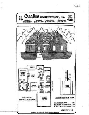 4167 E Vineyard Drive, Southaven, MS 38672 (MLS #331206) :: Gowen Property Group | Keller Williams Realty