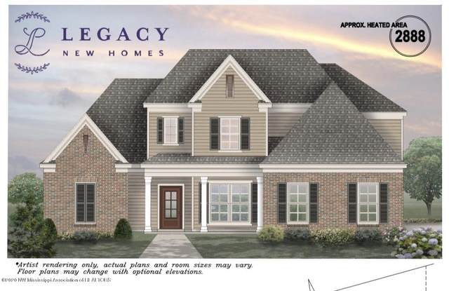 8308 Jack Thomas Cove, Olive Branch, MS 38654 (MLS #331287) :: Signature Realty